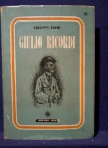 Adami Giuseppe Giulio Ricordi